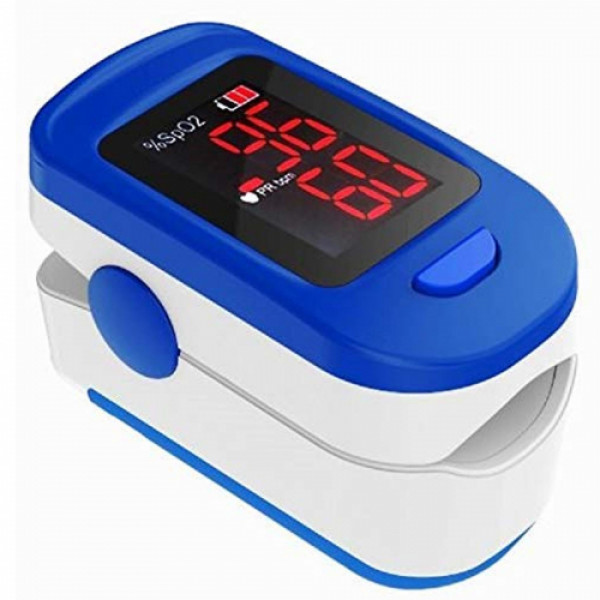 Accusure Finger Tip Pulse Oximeter with LED Display