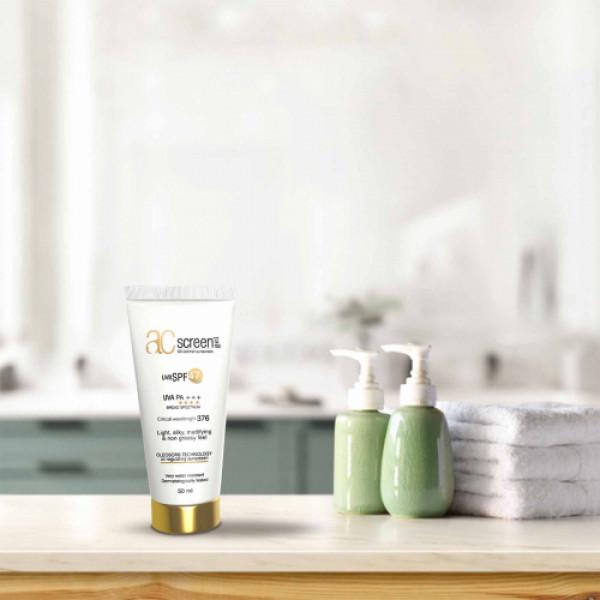 Ac Screen Sunscreen Gel, 50ml