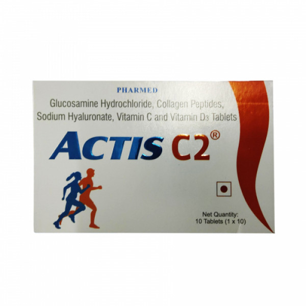 Actis C2, 10 Tablets