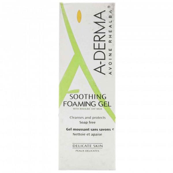 A-Derma Soothing Foaming Gel, 100ml