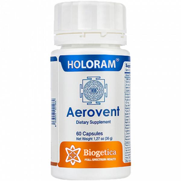 Biogetica Holoram Aerovent, 60 Capsules