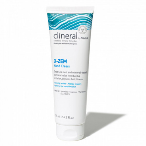 Clineral X-Zem Hand Cream, 125ml