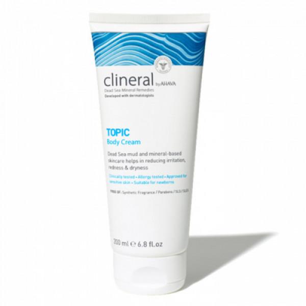 Clineral TOPIC Body Cream, 200ml