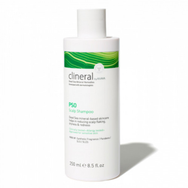 Clineral PSO Scalp Shampoo, 250ml