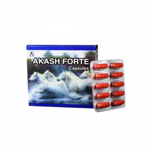 Akash Forte, 10 Capsules