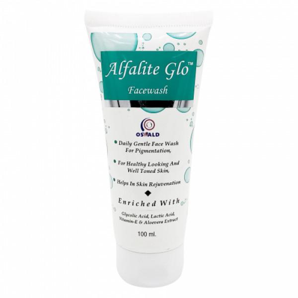 Alfalite Glo Face Wash, 100ml
