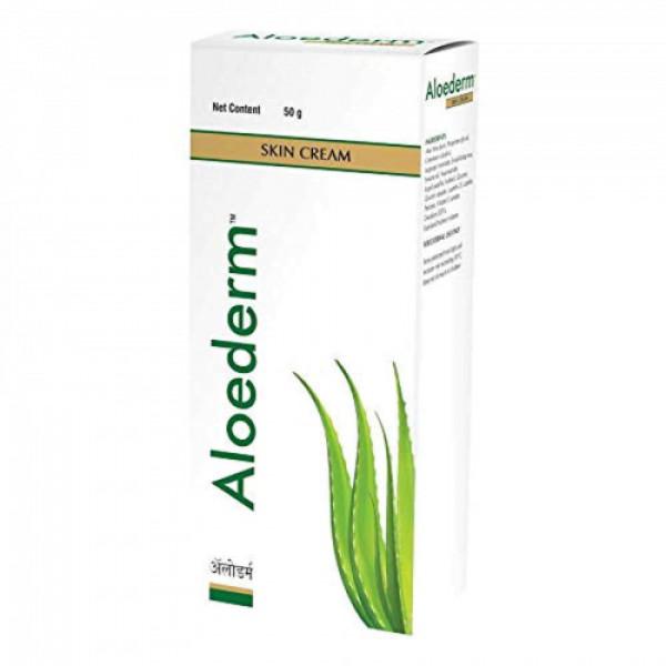 Aloederm Cream, 50gm