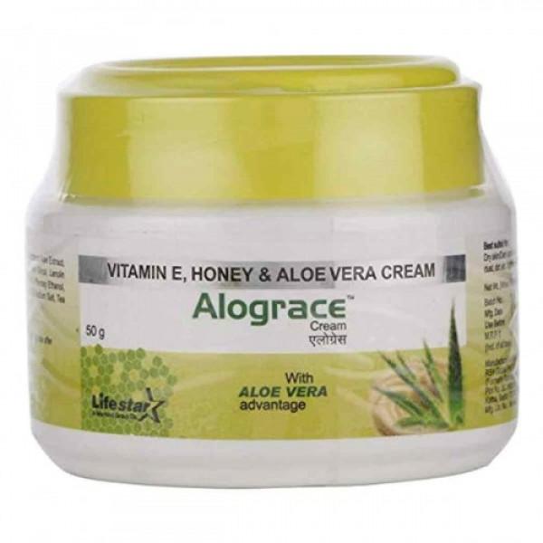 Alograce Cream, 50gm