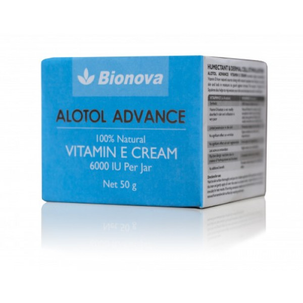 Alotol Advance Vitamin E Cream, 50gm