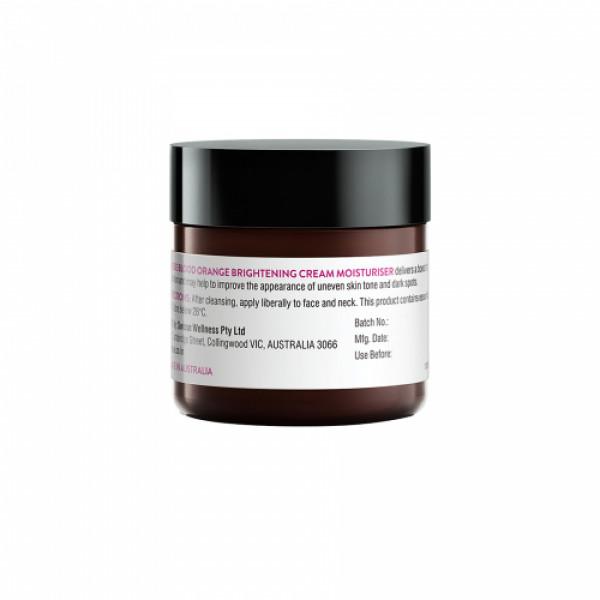 Swisse Skincare Blood Orange Brightening Cream Moisturizer, 50gm