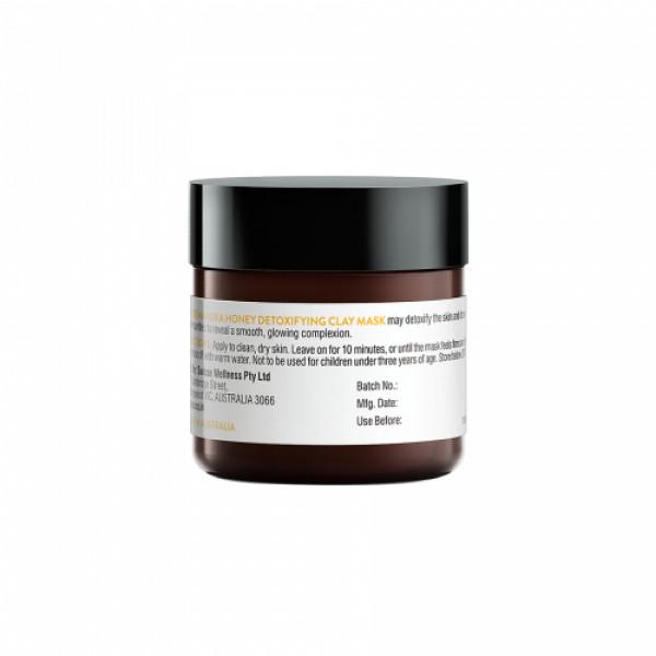 Swisse Skincare Manuka Honey Detoxifying Clay Mask, 70gm