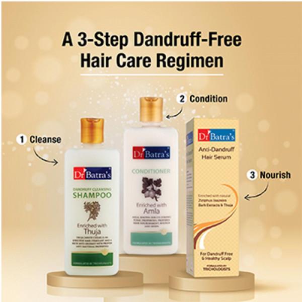 Dr Batra's Anti-Dandruff Hair Kit