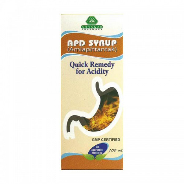 APD Syrup, 100 ml
