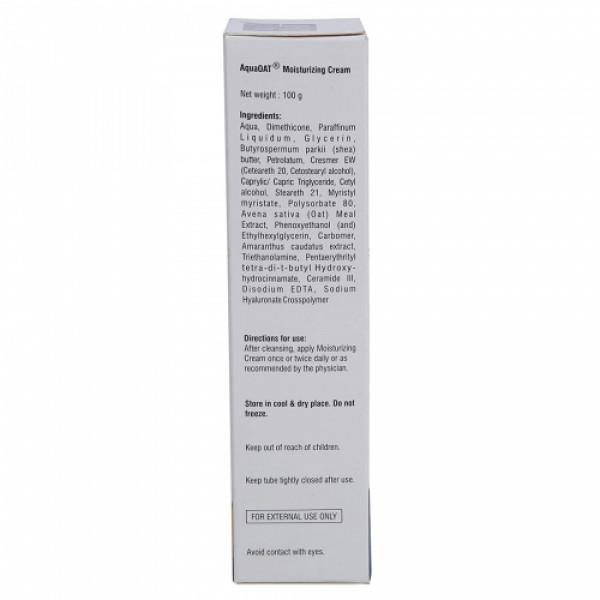 Aquaoat Moisturizing Cream, 100gm