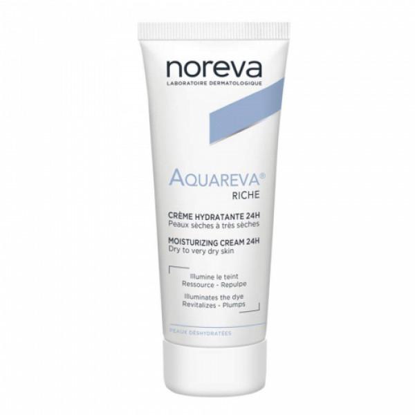 noreva Aquareva Rich Moisturizing Cream, 40ml