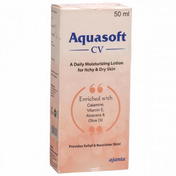 Aquasoft CV Lotion, 50ml