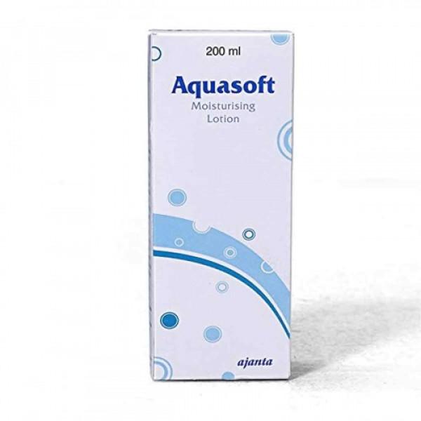 Aquasoft Moisturizing Lotion, 200ml