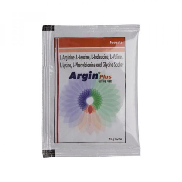 Argin Plus Sachets, 7.5gm