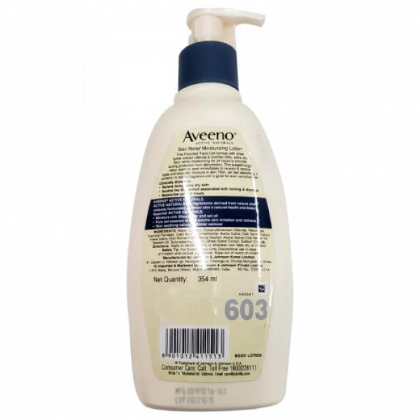 Aveeno Skin Relief Moisturizing Lotion, 354ml