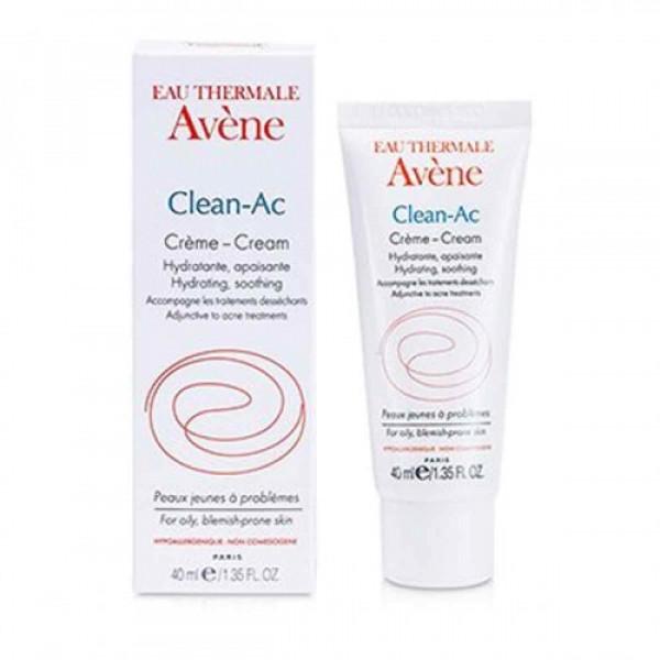 Avene Clean AC Hydrating Cream, 40ml