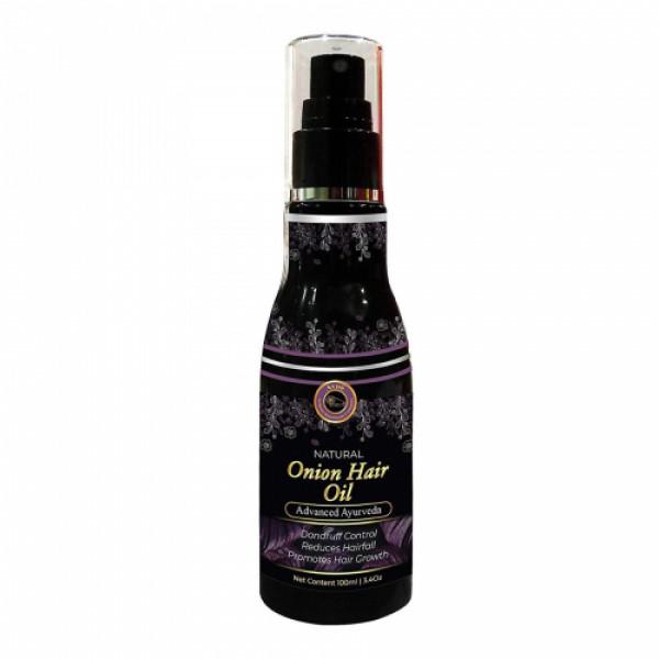 Avnii Organics Onion Hair Oil, 100ml