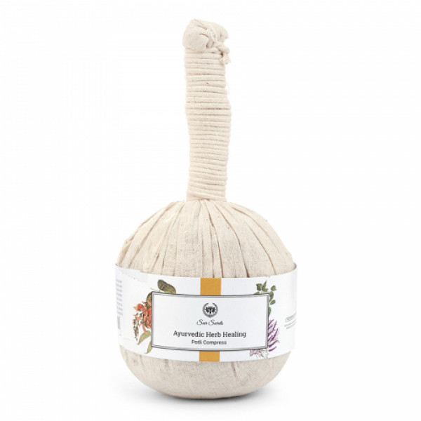 Seer Secrets Ayurvedic Herb Healing Potli Compress