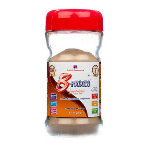 B Protin Chocolate, 200gm