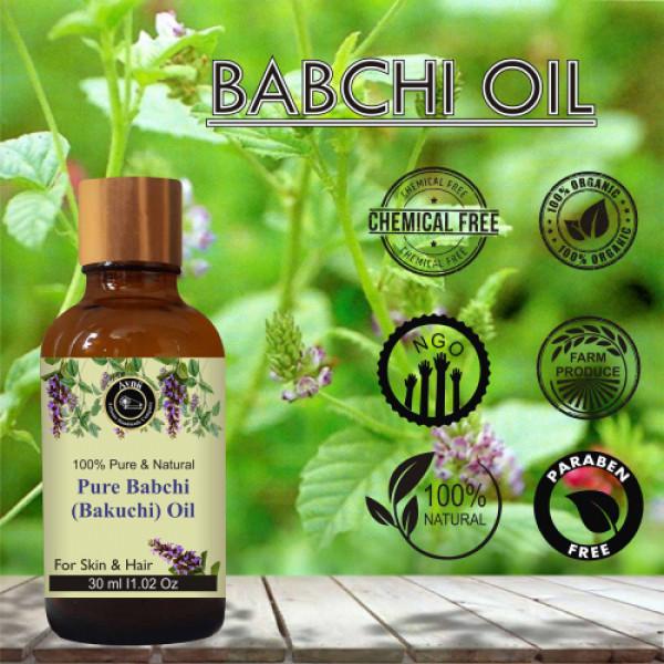 Avnii Organics Pure Babchi Oil, 30ml