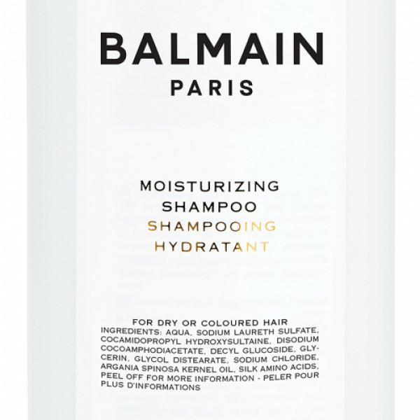 Balmain Paris Hair Care Moisturizing Shampoo, 1000ml