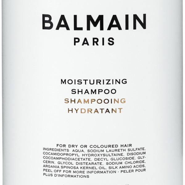 Balmain Paris HC Moisturizing Shampoo, 300ml