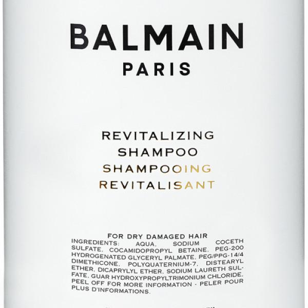 Balmain Paris HC Revitalizing Shampoo, 300ml