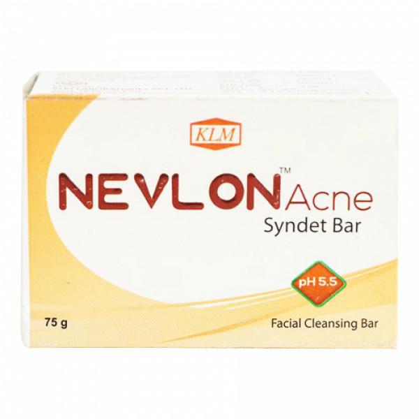 Nevlon Acne Syndet Bar, 75gm