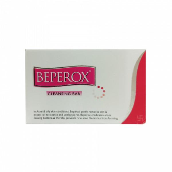Beperox Cleansing Bar, 75gm