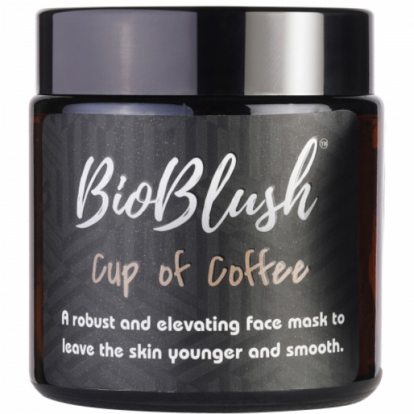 BioBlush Cup of Coffee Clay Face Mask, 100gm