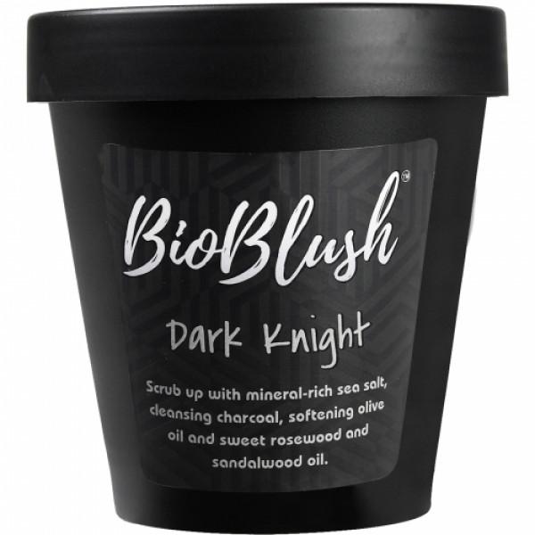 BioBlush Dark Knight Charcoal Body Scrub, 230gm