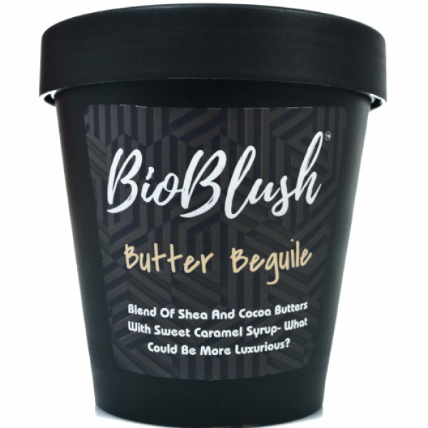 BioBlush Butter Beguile Caramel Body Butter, 200gm