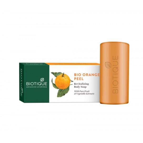 Biotique Orange Peel Body Cleansers, 150gm