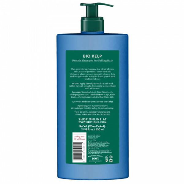 Biotique Bio Kelp Protein Shampoo, 650ml