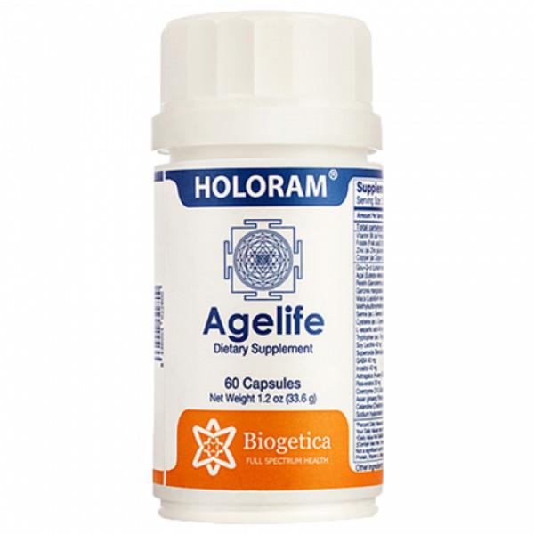 Biogetica Holoram Agelife, 60 Capsules