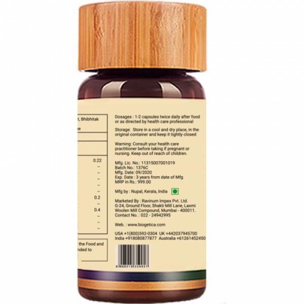 Biogetica Thermogenix - Weight Management, 80 Capsules