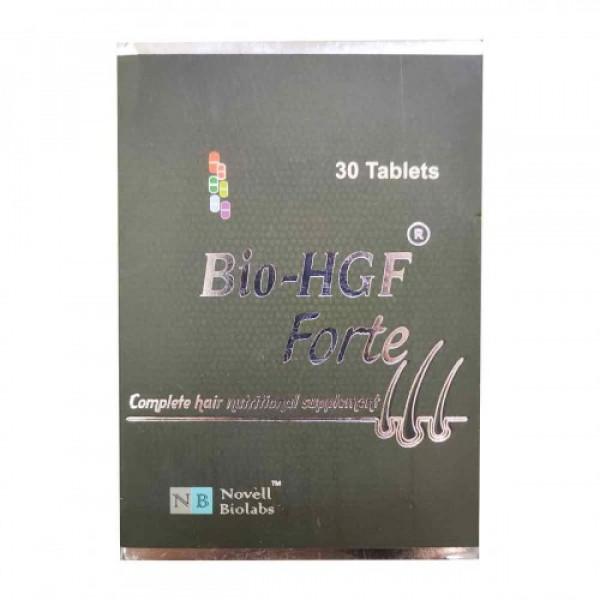 Bio HGF Forte, 30 Capsules