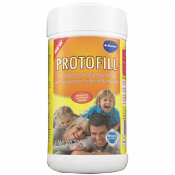 Bionova Protofill Powder Vanilla Flavor, 200gm