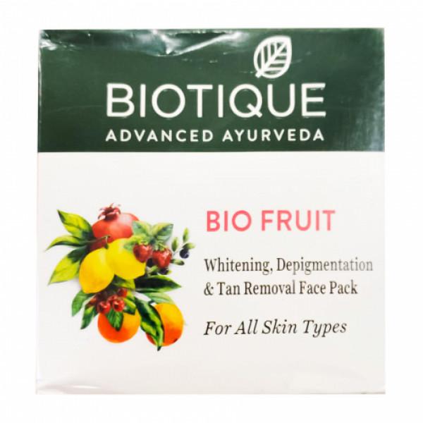Biotique Bio Fruit Face Pack, 75gm