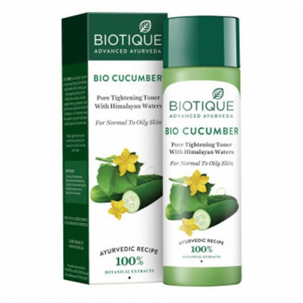 Biotique Bio Cucumber Toner, 120ml