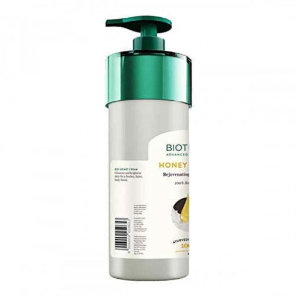 Biotique Bio Honey Cream Rejuvenating Body Wash, 800ml