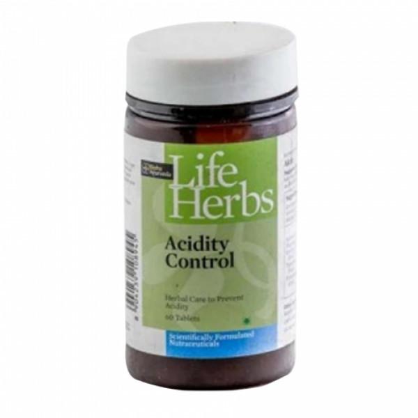 Bipha Ayurveda Acidity Control, 60 Tablets