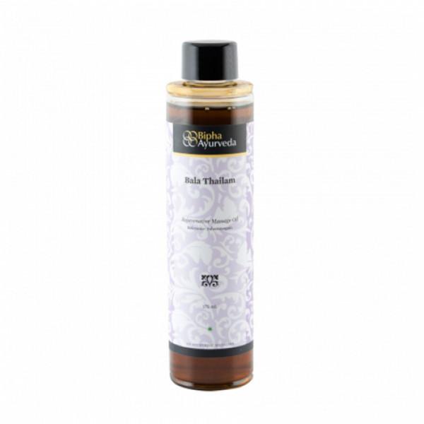 Bipha Ayurveda Bala Thailam Massage Oil, 175ml