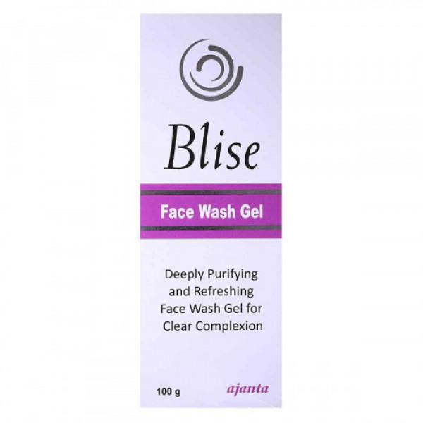 Blise Face Wash, 100gm
