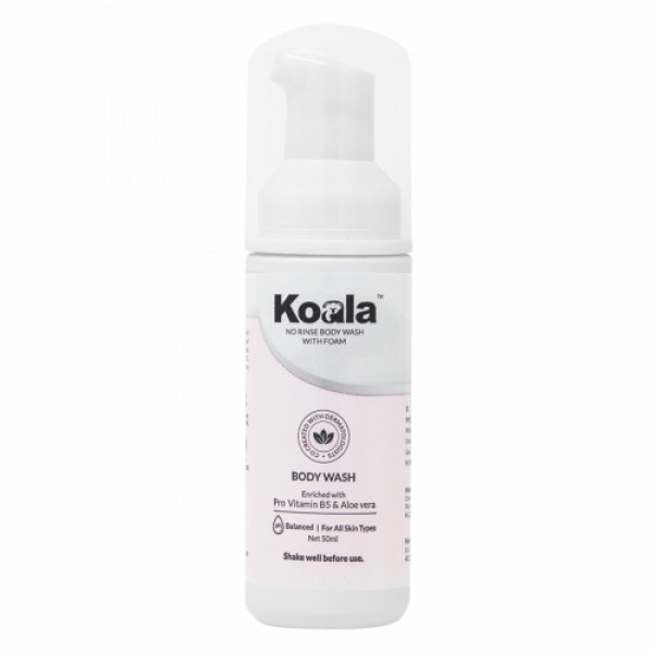 Koala Foaming Bodywash, 50ml