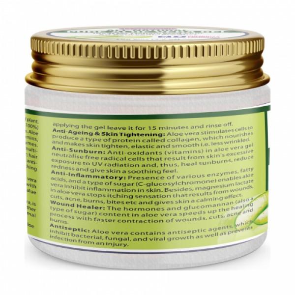 Bonsoul All Natural Pure Aloe Vera Gel, 200gm